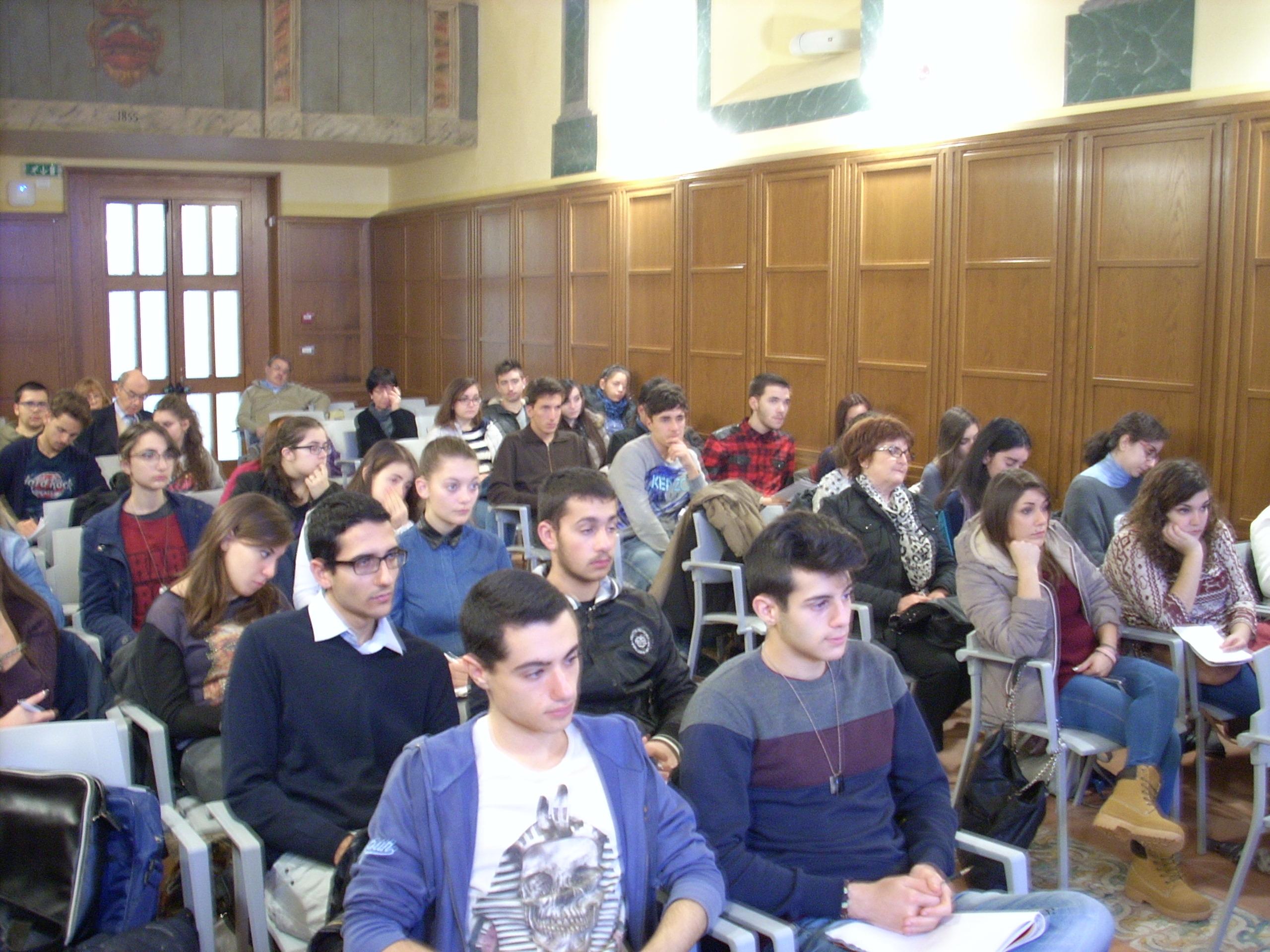 Gli studenti