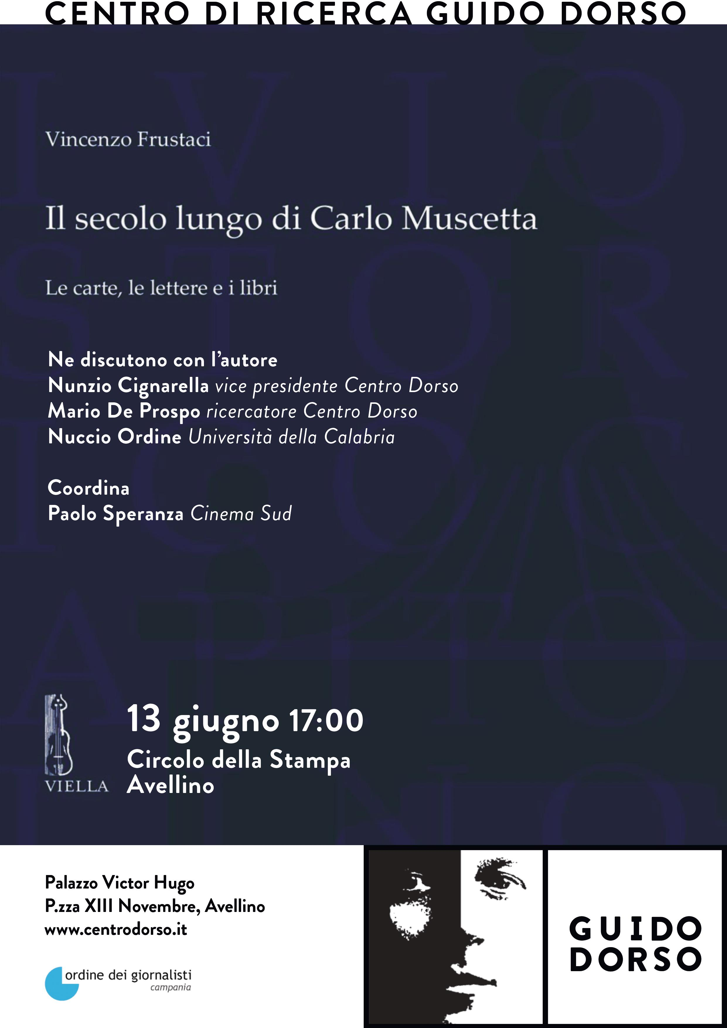 locandina Muscetta 13-06