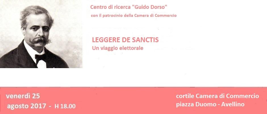 invito Leggere De Sanctis
