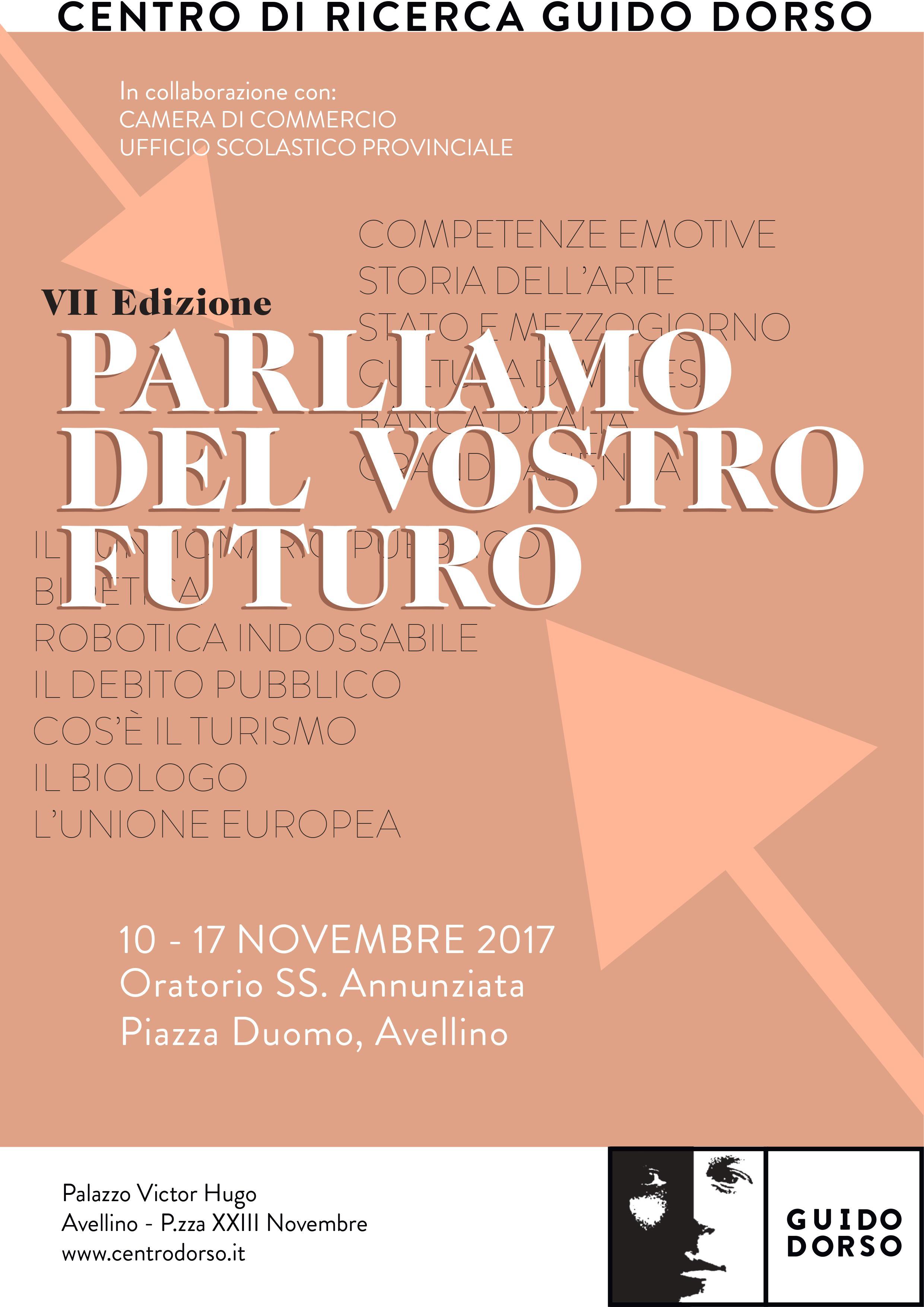 Parliamo v. futuro AV2017