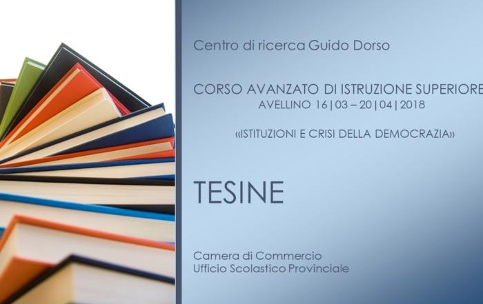 slide tesine 2