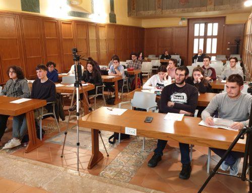 Corso avanzato di istruzione superiore | Arturo Baroncelli e Irene Aprile | 22 marzo 2019 | Immagini e report