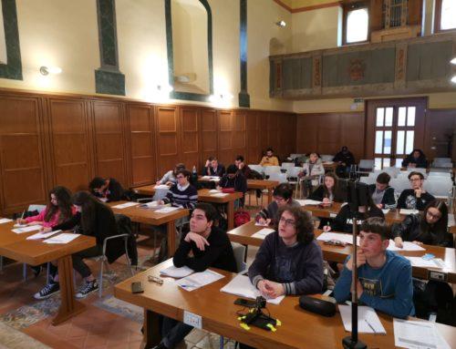Corso avanzato di istruzione superiore | 15 marzo 2019 | Bruno Siciliano | Le immagini e la rassegna stampa