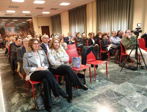 Alfonso Carpentieri intellettuale di Avellino | 18 aprile 2019 | Immagini e rassegna stampa
