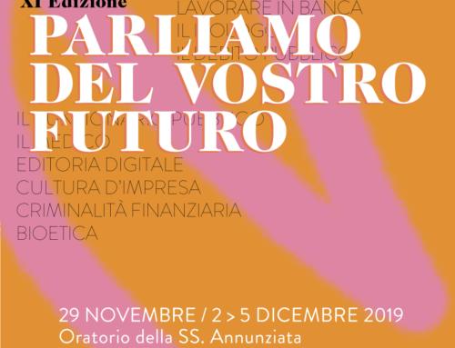 Parliamo del vostro futuro 2019 @ Avellino
