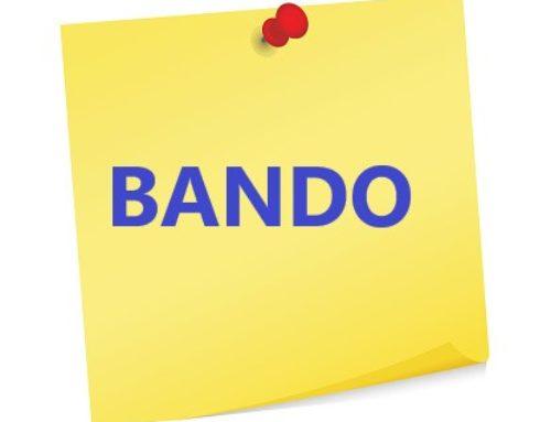 Bando per due borse di studio – Ricerca sullo sviluppo locale di Irpinia e Sannio