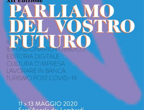 Parliamo del vostro futuro 2020 @ Sant'Angelo dei Lombardi