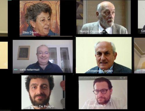 Le riunioni del CdA, dell'Assemblea, del Comitato d'Indirizzo e del Comitato scientifico del Centro Dorso | 19 giugno 2020