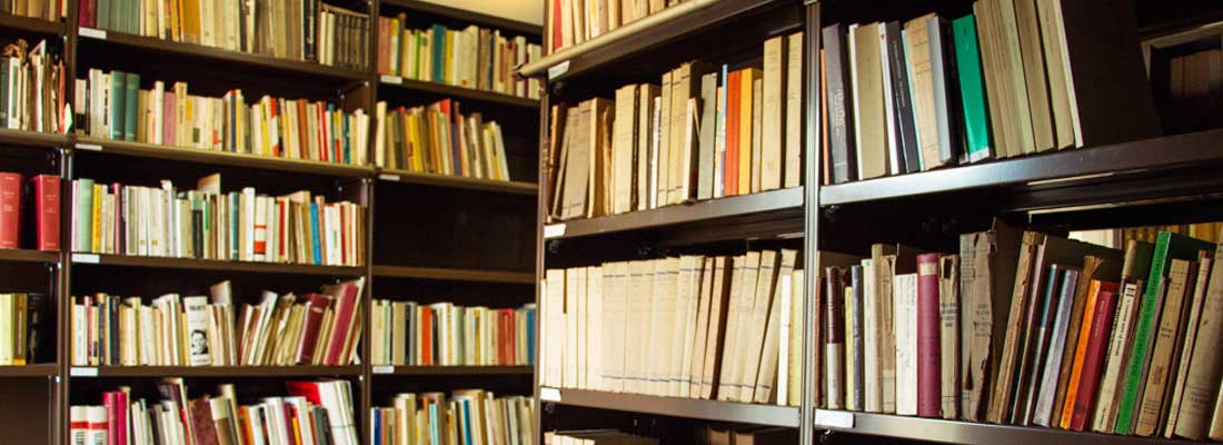biblioteca centro dorso