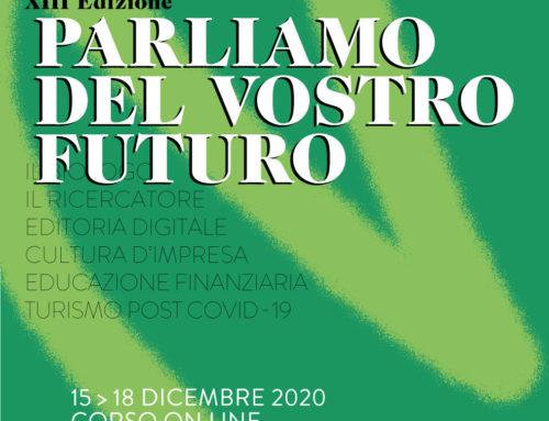 Parliamo del vostro futuro 2020 @ Avellino